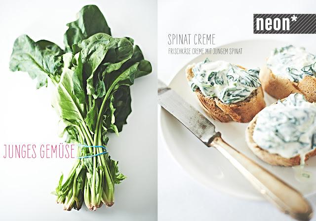 Spinat Creme Rezept von www.neon-fotografie.de