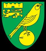 Kumpulan Logo Club Liga Primer Inggris Terbaru - Norwich City