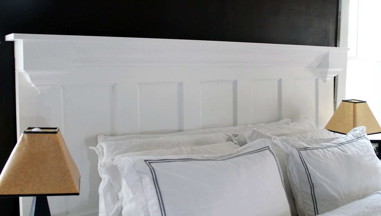 Anyway, My New Dilemma Is Our Bedding I Know I Wanted All White In