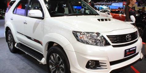 Toyota Fortuner TRD Sportivo 'white elephant' Released!