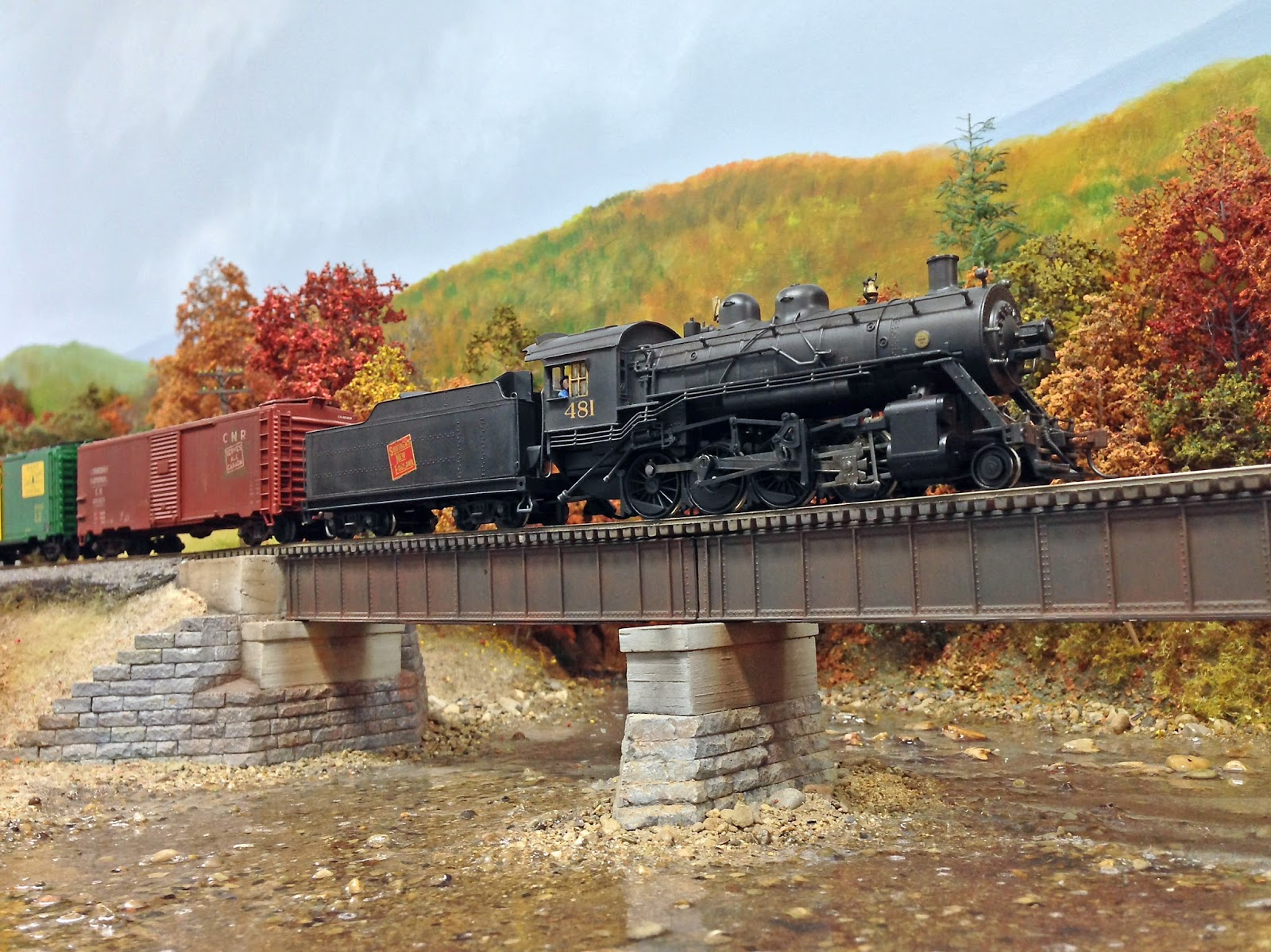 usmrr aquia line and other model railroad adventures op session op session on marty mcguirk s cv layout