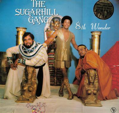 Sugarhill Gang – 8th Wonder (Vinyl) (1981) (FLAC + 320 kbps)