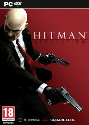 Hitman: Absolution PC Cover