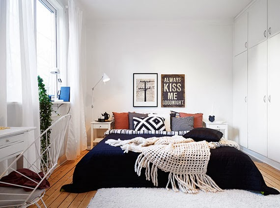 low bed, or no bed. Just skip the bed altogether. Why not?