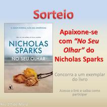 #Sorteio No Seu Olhar do Nicholas Sparks