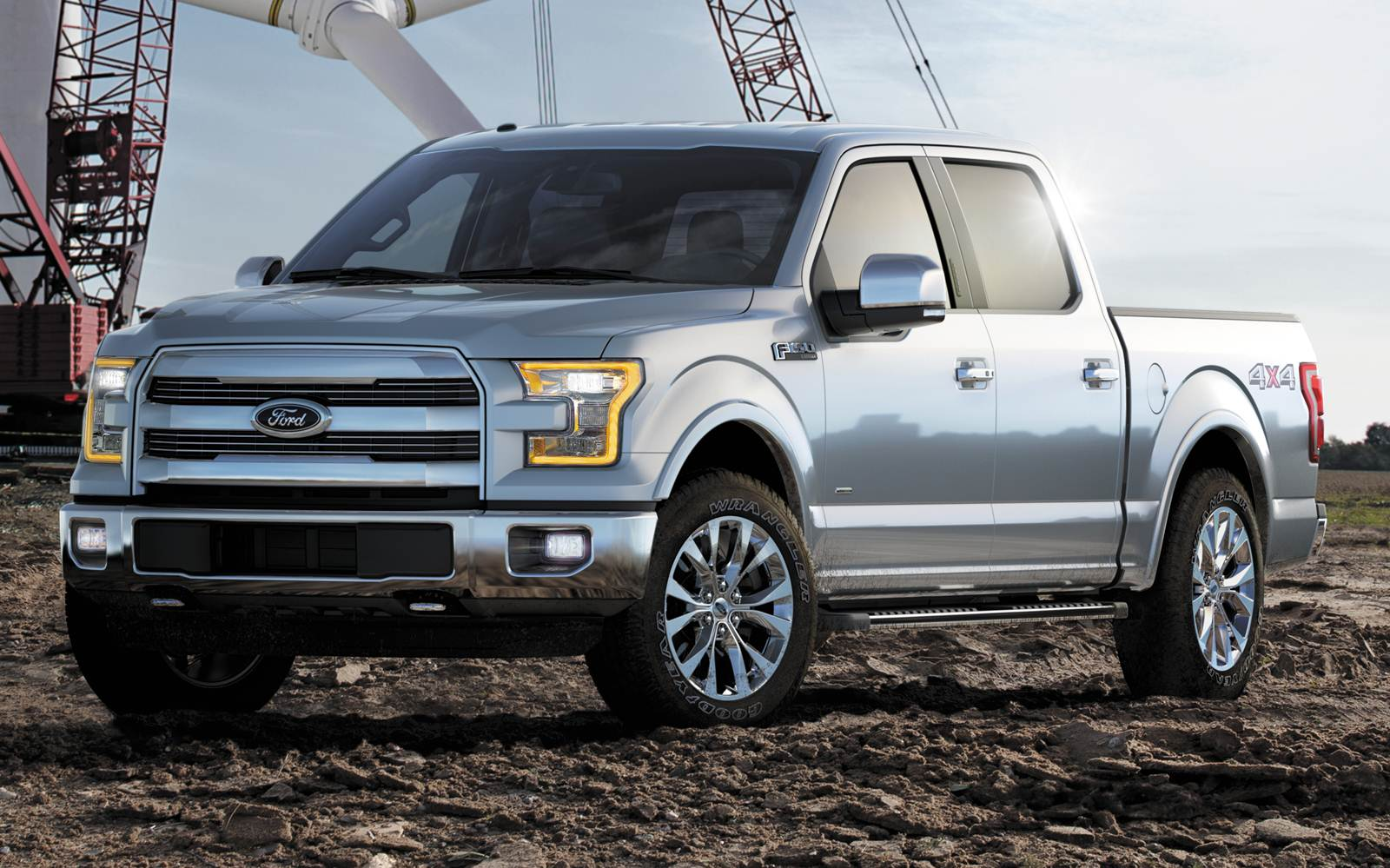 all new Ford F-150