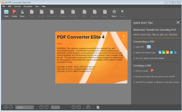 7 Reasons to Have PDF Converter Elite 4 on Your Computer