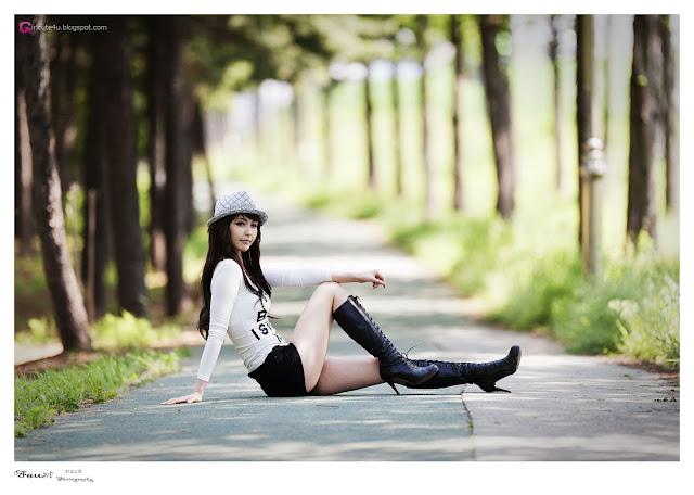 6 Kang Yui - The Band Is With Me-very cute asian girl-girlcute4u.blogspot.com
