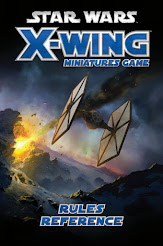 X-Wing Miniatures Game Rules Reference