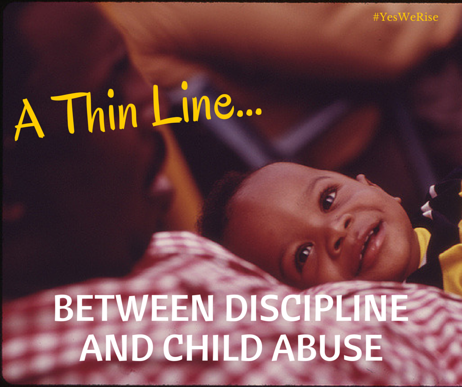 A Thin Line Betwen Discipline and Child Abuse (Adrian Peterson) | Yes, We Rise