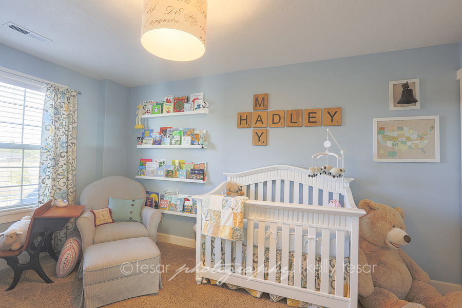 The Shelf Above The Changing Table Was Transformed Into A Chalkboard With A  Little Imagination U0026 Chalkboard Paint. Captured Beautifully By Kelly, ...