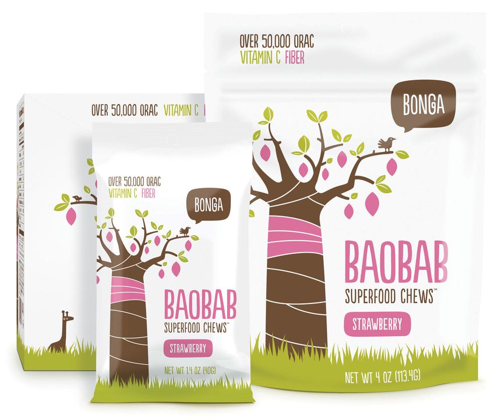 Bonga Baobab Superfood Chews