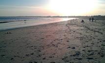 Maine Runner Barefoot Beach Run