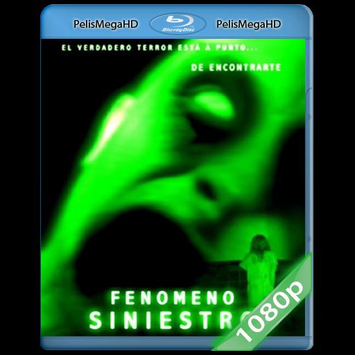 Fenomeno Siniestro (2011) 1080P HD MKV ESPAÑOL LATINO