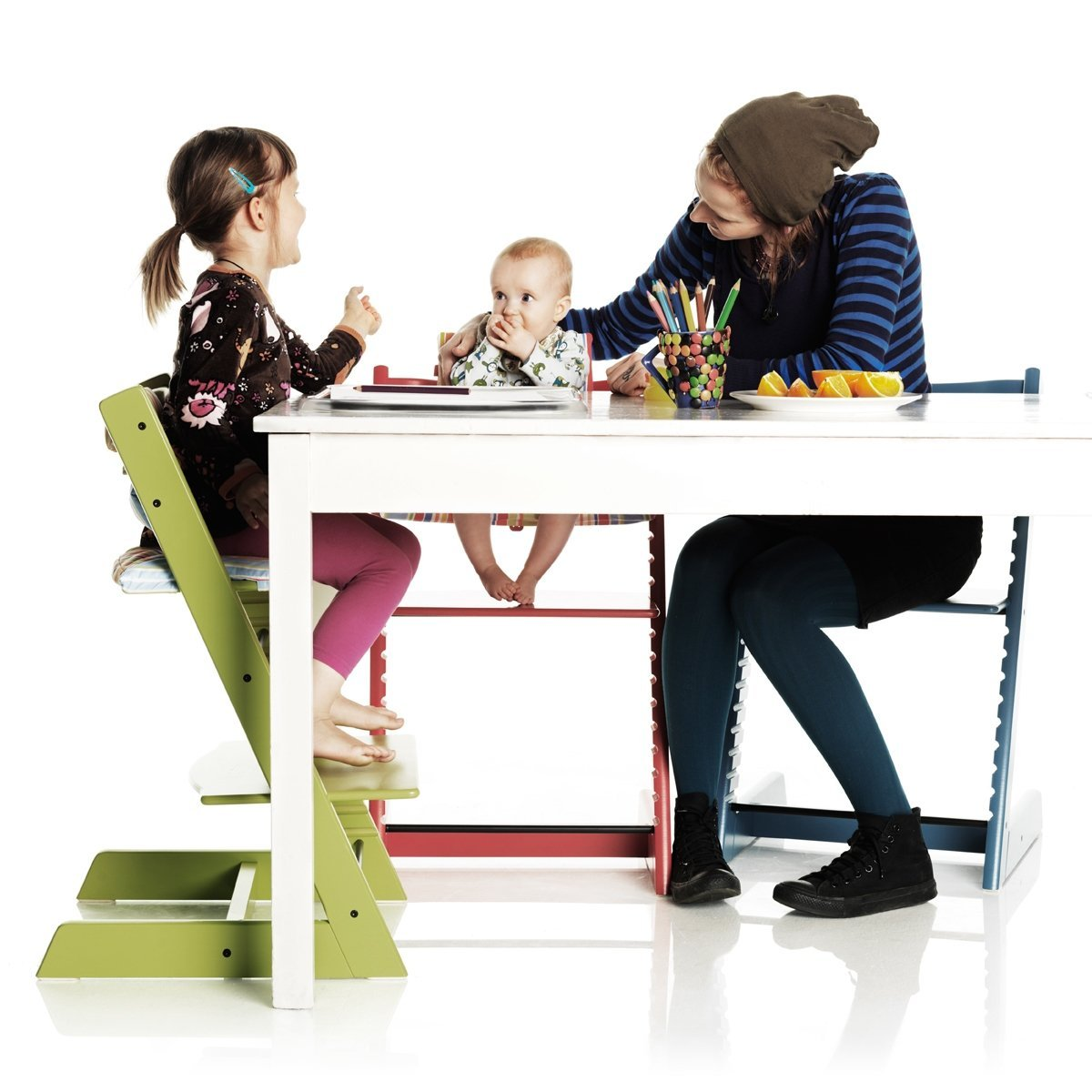 Stokke tripp trapp high chair stokke tripp trapp high chair for Chaise tripp trapp