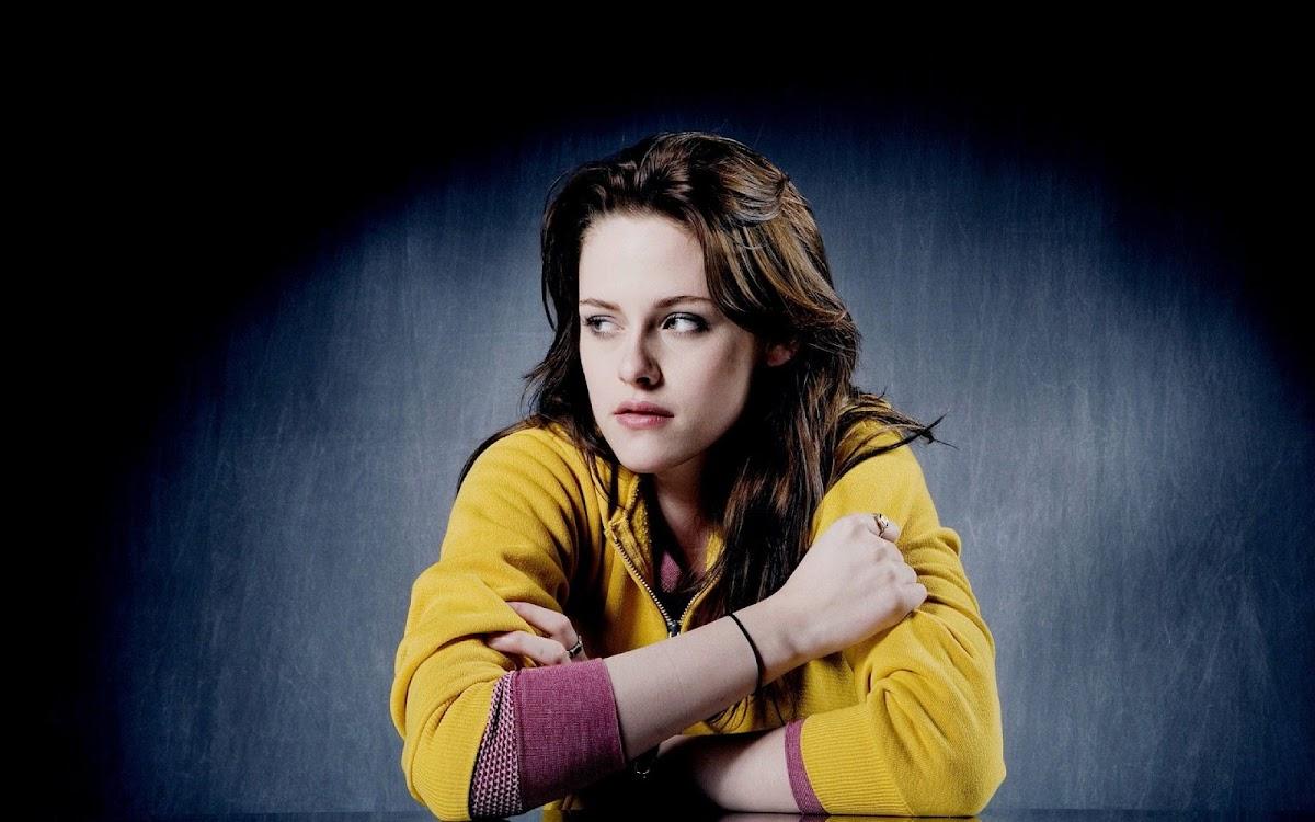 Kristen Stewart Widescreen HD Wallpaper 18