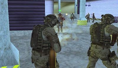 Mod Misi Counter Strike (DYOM)