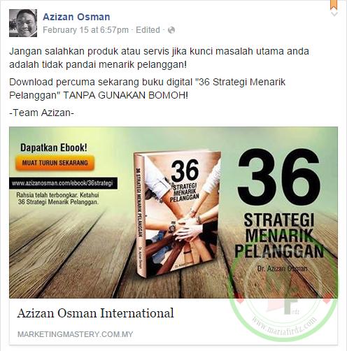 Download Pecuma Ebook 36 Strategi Menarik Pelanggan