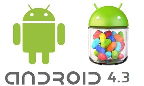 Vari dispositivi della serie Nexus, come il Nexus 7, 4, 10 e Galaxy Nexus saranno aggiornati alla versione android 4.3 fin da oggi