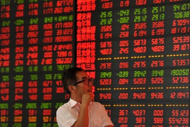 Долги китайских компаний составляют 16,1 триллионов долларов!