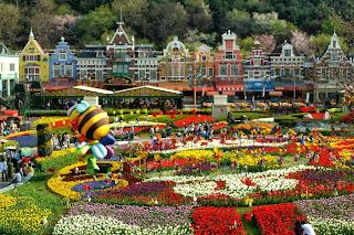 Tempat Wisata Korea Selatan Terpopuler