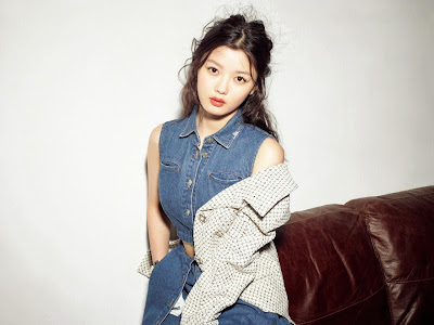Kim Yoo Jung - Marie Claire Magazine April Issue 2015
