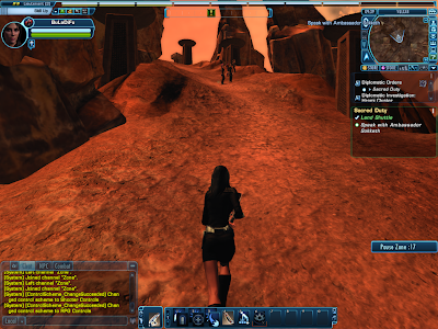 Star Trek Online - Ground Scenery