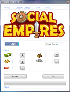 Social Empires Cheats and Hack v.4.28