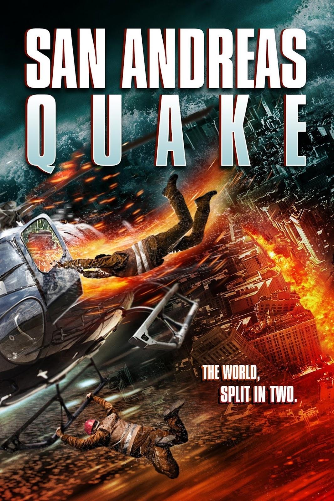San Andreas Quake – Dublado (2015)