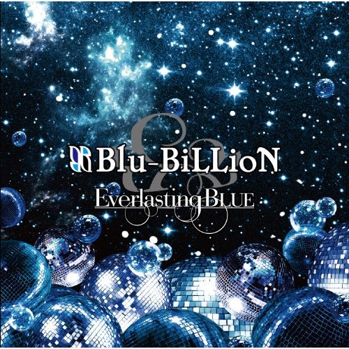 Cover Blu BiLLioN   Everlasting BLUE
