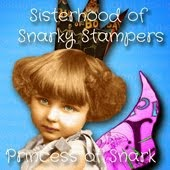Snarky Stampers Princess (#B)