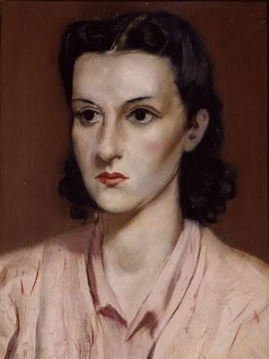 Retrato de Maria (1941) - Cândido Portinari
