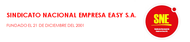 Sindicato Nacional de Empresa Easy S.A.