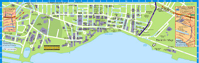 Map of Waikiki Pictures