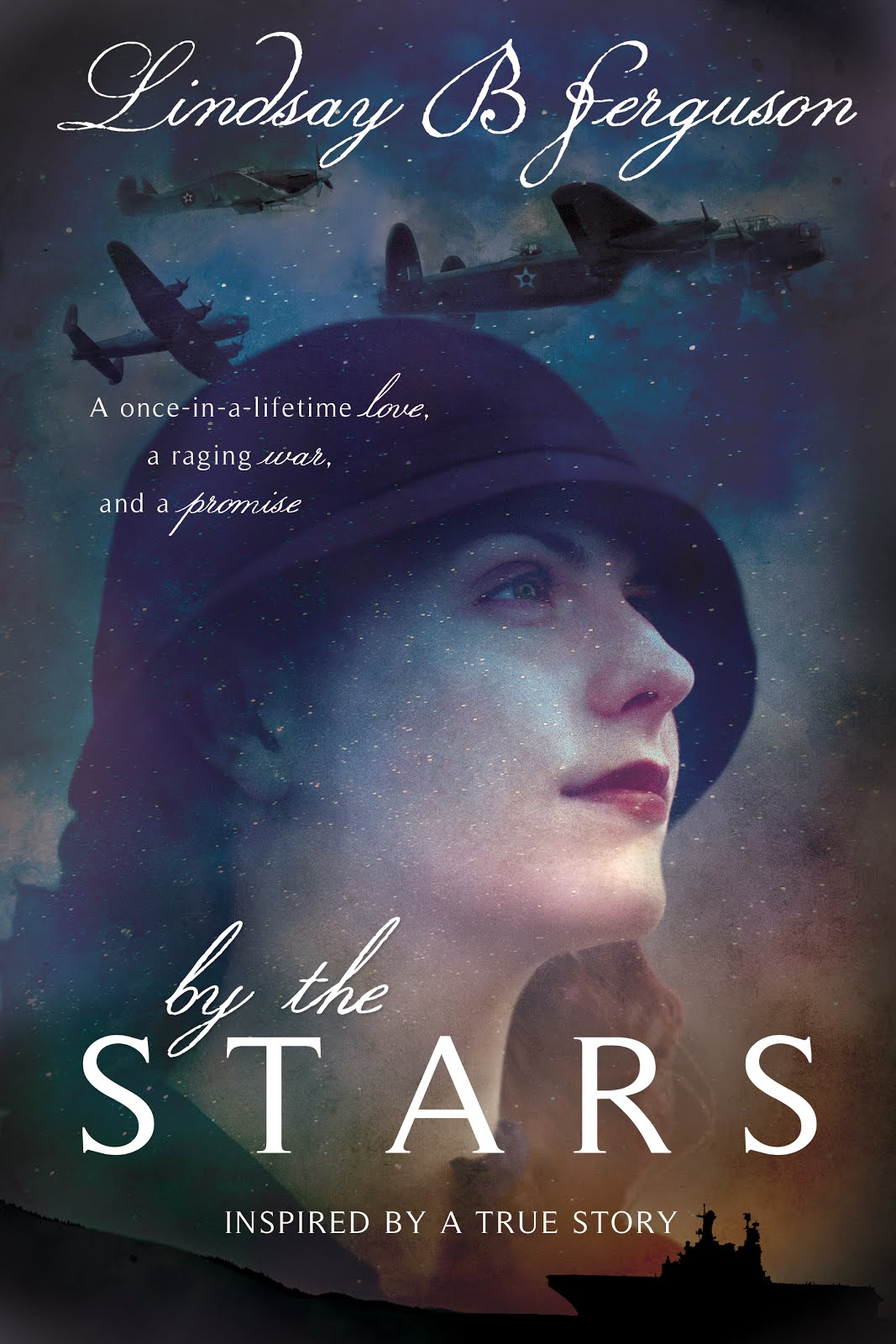 My upcoming novel, By the Stars, is set to be released March 8, 2016