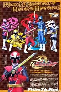 Siêu Nhân Nhẫn Giả - Shuriken Sentai Ninninger