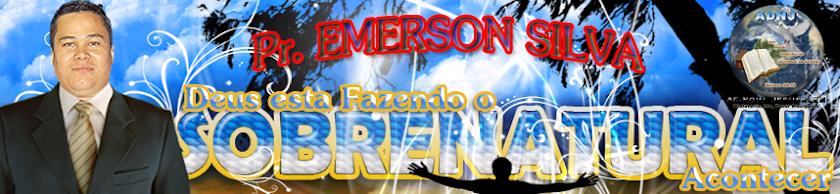 Pastor Emerson Silva