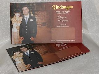Undangan Pernikahan Simple (enha-SC029)