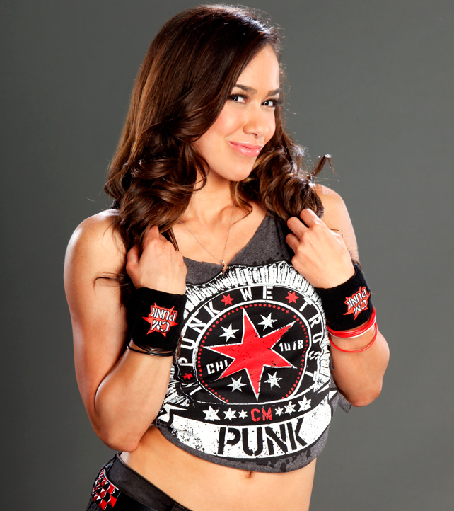 Aj Lee Profile And New Hottest Pictures