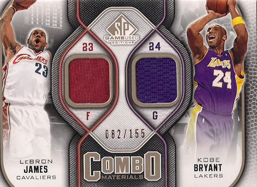 Kobe Bryant Vs Lebron James Wallpaper