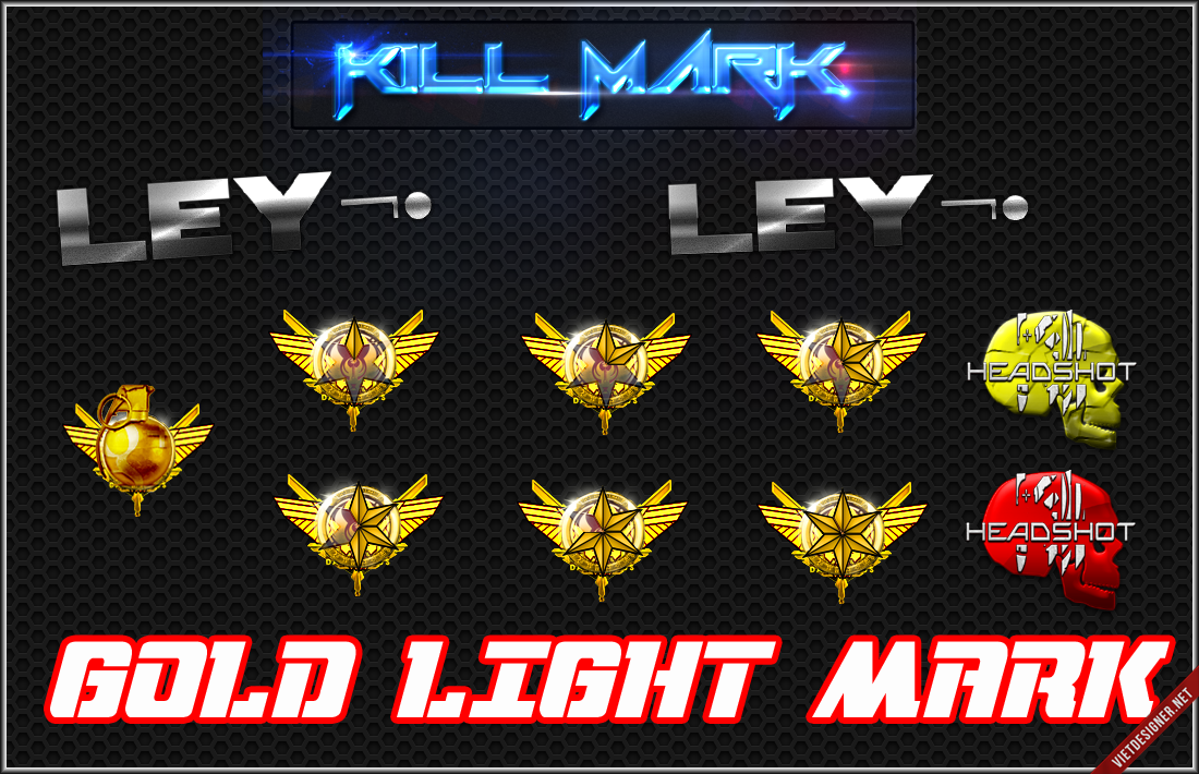 Killmark Gold Light