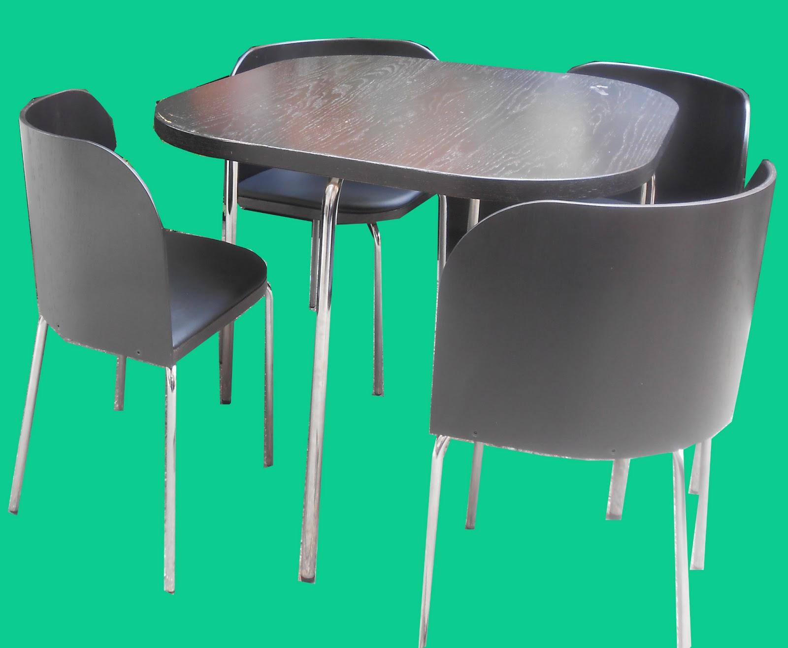 Uhuru Furniture Collectibles Ikea Fusion Table And Set