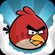 Logo aplikacji Angry Birds. Fot. Wikipedia