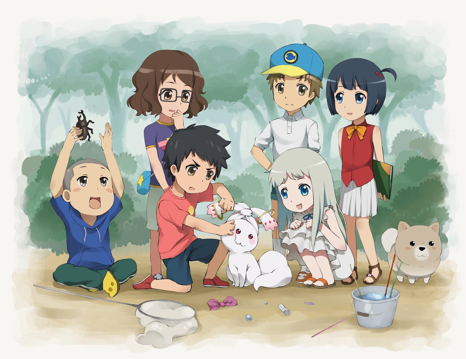 Encuesta De Los Animes Que Recomendarias A La Gente Que Piensa Que Son Caricaturas Para Niños