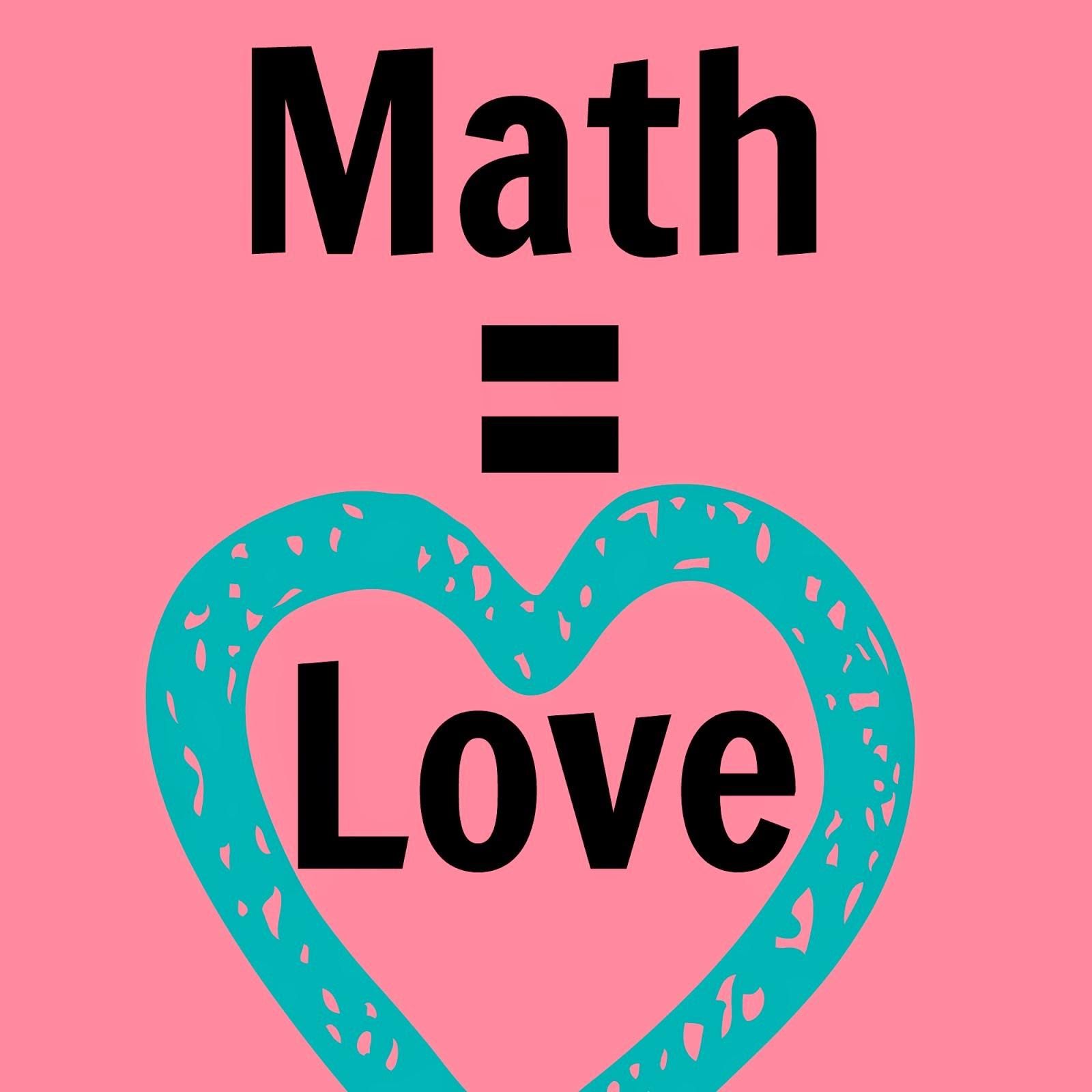Math = Love