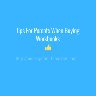 Tips For Parents When Buying Workbooks