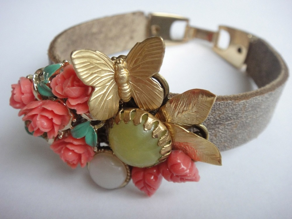 Featured Artist. Karin Vergoossen of One of a Kind Jewelry Design on Etsy