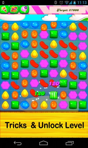 candy crush unlock new stages