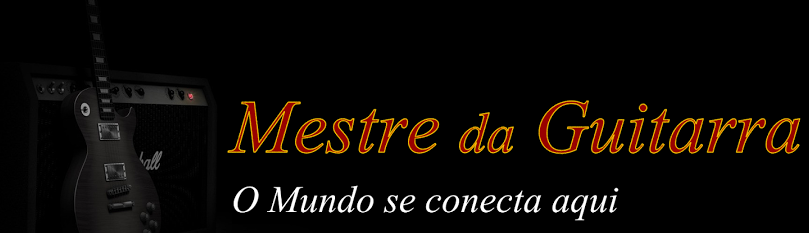 MESTRE DA GUITARRA