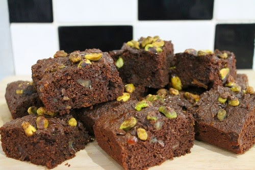 The Mrs Makes: Paleo Treats - Brownies